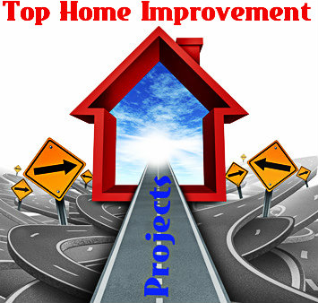 5 BEST HOME IMPROVEMENT PROJECTS TO DO WHEN YOU NEED TO SELL YOUR HOUSE FAST
