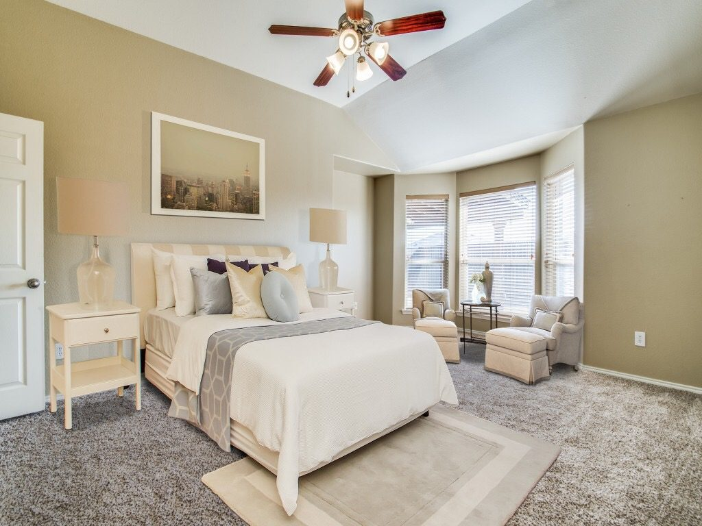 Downsized and Organized Bedroom